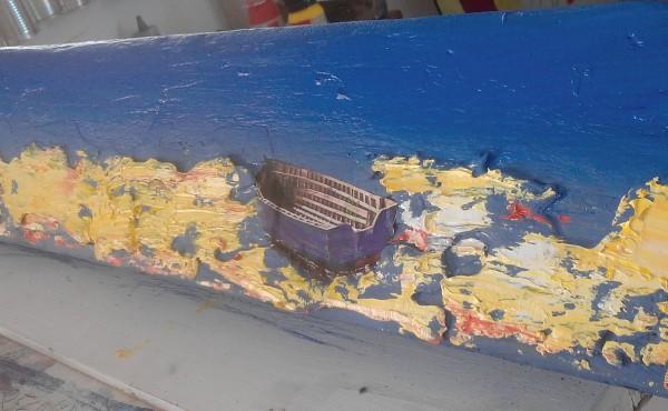 La barca de los sueños